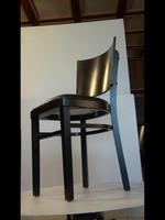 букови дървени столове за лоби бар