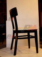 дървени столове с висока издръжливост с атрактивен дизайн