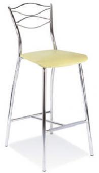 Бар стол DOLCE hocker chrome