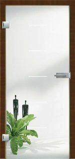 нечупливи  стъклени интериорни врати по поръчка