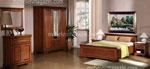 Спалня по поръчка в интериорен стил Класицизъм