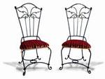 Столове от ковано желязо