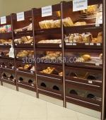 Проектиране на дървени стелажи за хлебни изделия