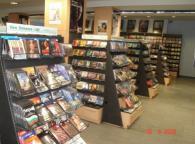 Обзавеждане за музикален магазин -