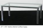 холна маса от метал