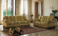 Италианска класическа мека мебел