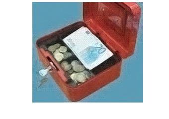 Cash box 20